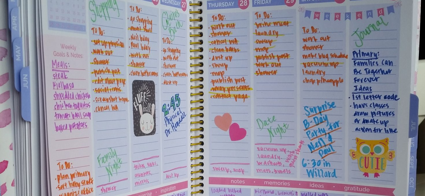 Organize Your Day Planner: A Comprehensive Guide