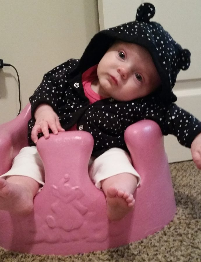 Why You Need the Bumbo Baby Chair