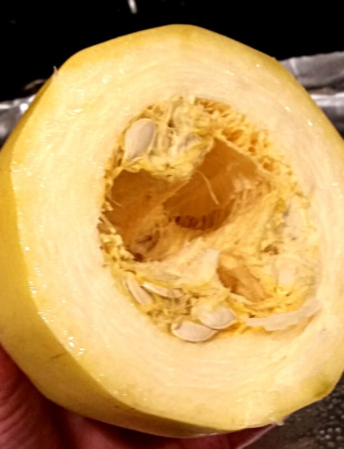 Easiest Way to Prepare Spaghetti Squash